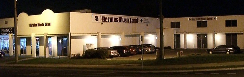 BERNIES MUSIC LAND